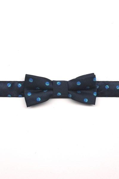 boys spot bow tie